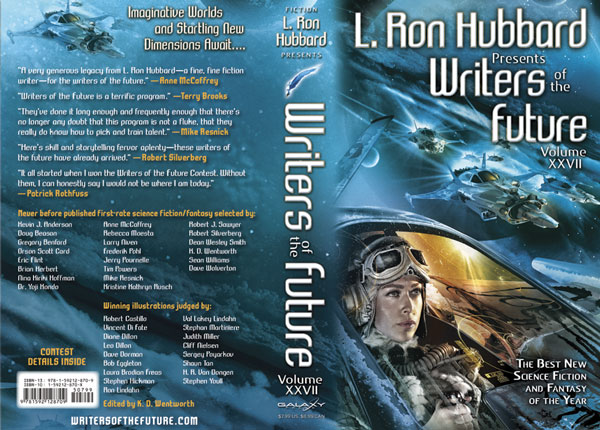 L. Ron Hubbard Presents Writers of the Future Volume 27