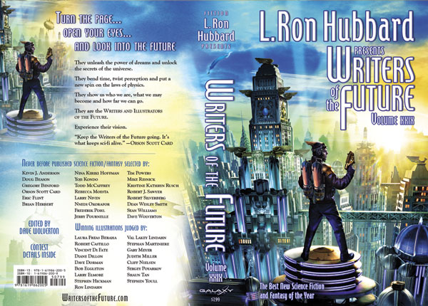L. Ron Hubbard Presents Writers of the Future Volume 29