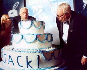 WotF helps Jack Williamson celebrate his ninetieth birthday.