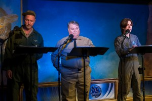 """Live Reading of L. Ron Hubbard's science-fiction story """"A Can of Vacuum"""""""