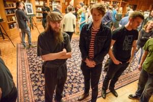 Stewart Baker, Paul Otteni and Jonas Spokas.