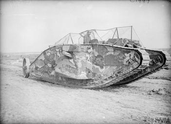 First Tank