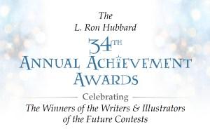 Writers of the Future 34 invitation