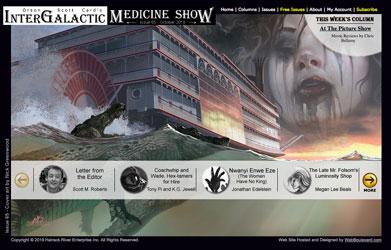 Intergalactic Medicine Show (Book 65)