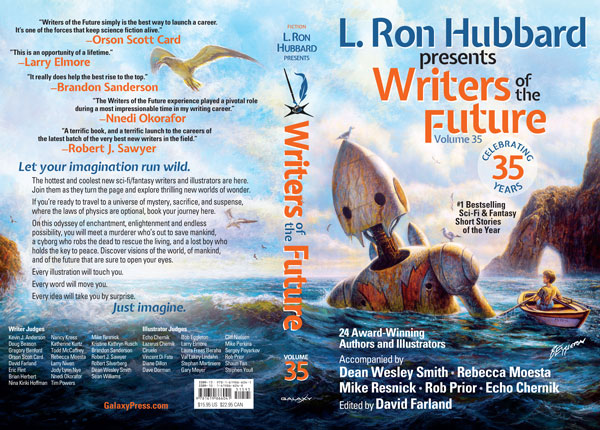 Writers of the Future Volume 35