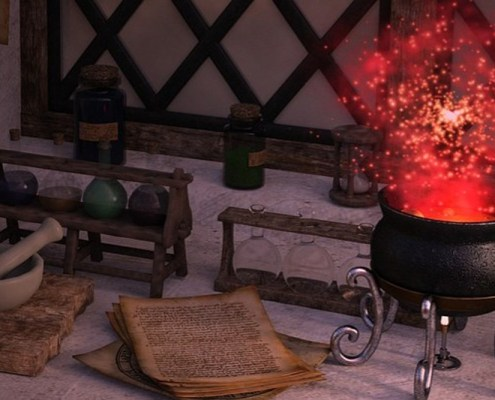 Brewing Potion to Become a Successful Writer of the Future