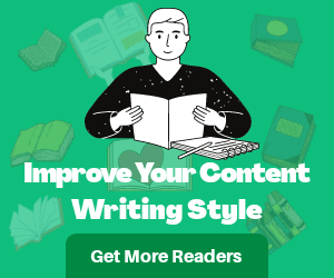 improve your content writing style