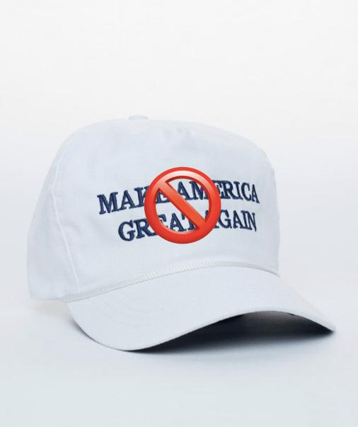 Don't Make America Great Again