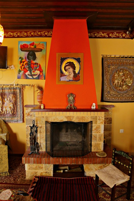 La Casa Grande Lounge & Fireplace