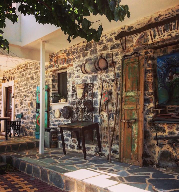 La Casa Grande Agios Ioannis Aliveri Greece