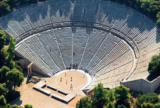 Greek Ancient Theatre