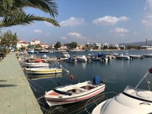Aliveri Karavos Waterfront