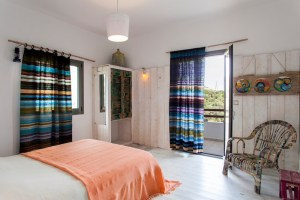 Cretan Olive Farm Stay & Retreat Bedroom