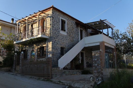 La Casa Grande Writing Retreat Agios Ioannis Greece