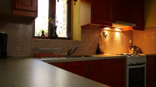 La Casa Grande Kitchen