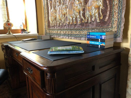 La Casa Grande Writing Retreat Desk