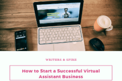 How to start a successful virtual assistant business