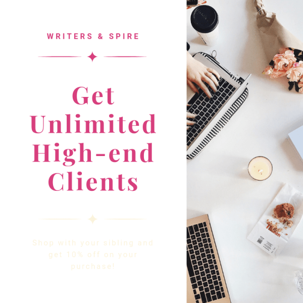 Get high paying clients