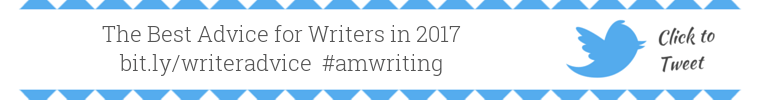 Click to Tweet Best Advice For Writers2