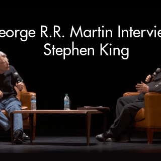 Stephen King Interview by George RR Martin
