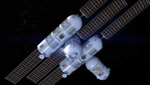 Space Tourism's first hotel...It gets bigger!