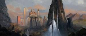 Hidden Temple by Beste Erel