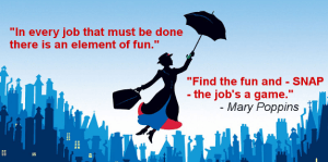 An Element of Fun - Mary Poppins