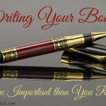 Why Writing Your Book Matters more than you think