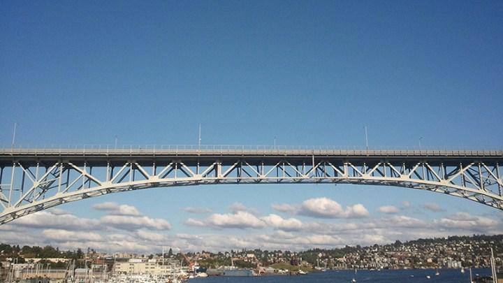 Aurora Bridge, 2011, from https://flickr.com/photos/mlinksva/5996553637/, public domain