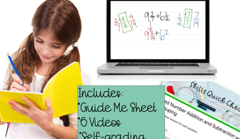 Video Math Lessons Help Students Self-Assess