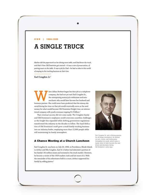 Old Dominion Freight Line: Helping the World Keep Promises (eBook)