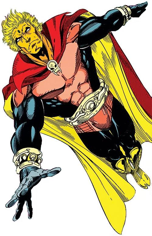 Adam Warlock Marvel Comics