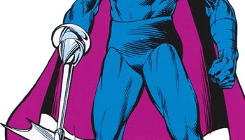 Grim Reaper - Marvel Comics - Avengers enemy - Zombie