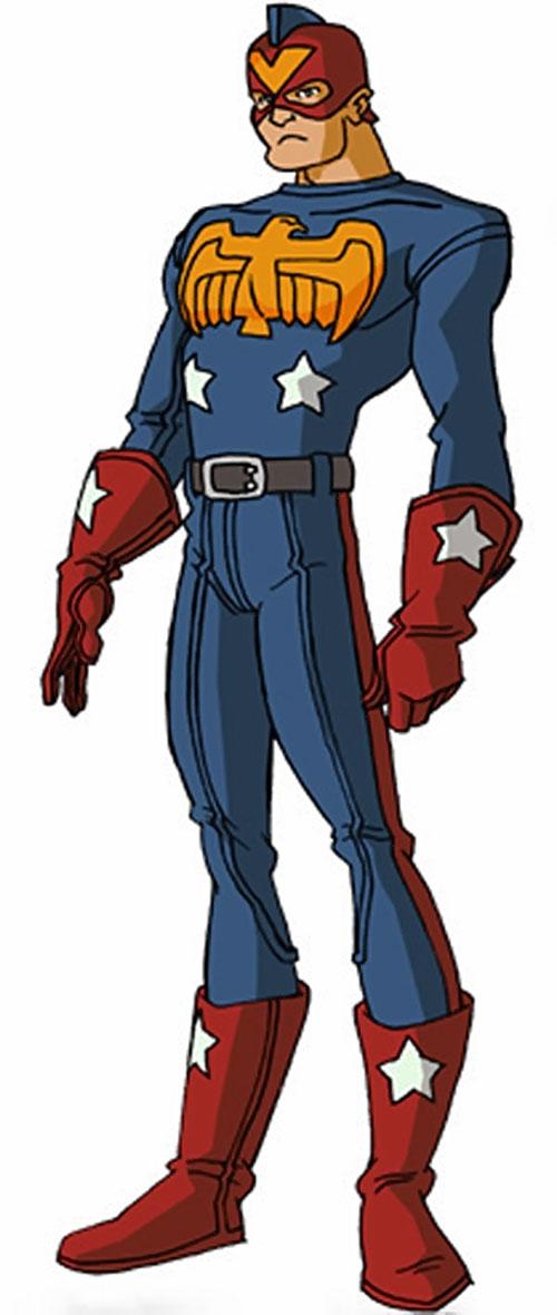 Image result for marvel comics patriot