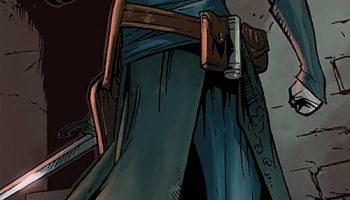 Marius the Magekiller - Dragon Age comics - Rucka - Character