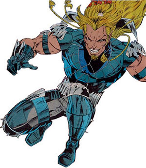 X Treme Marvel Comics X Force Adam X Summers