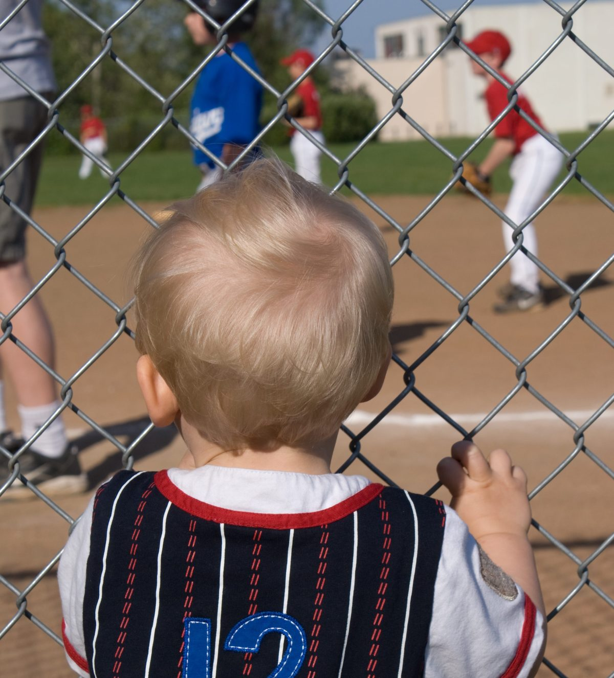 """To The """"Big Boy"""" At My Son's Baseball Game: You Give Me Hope"""