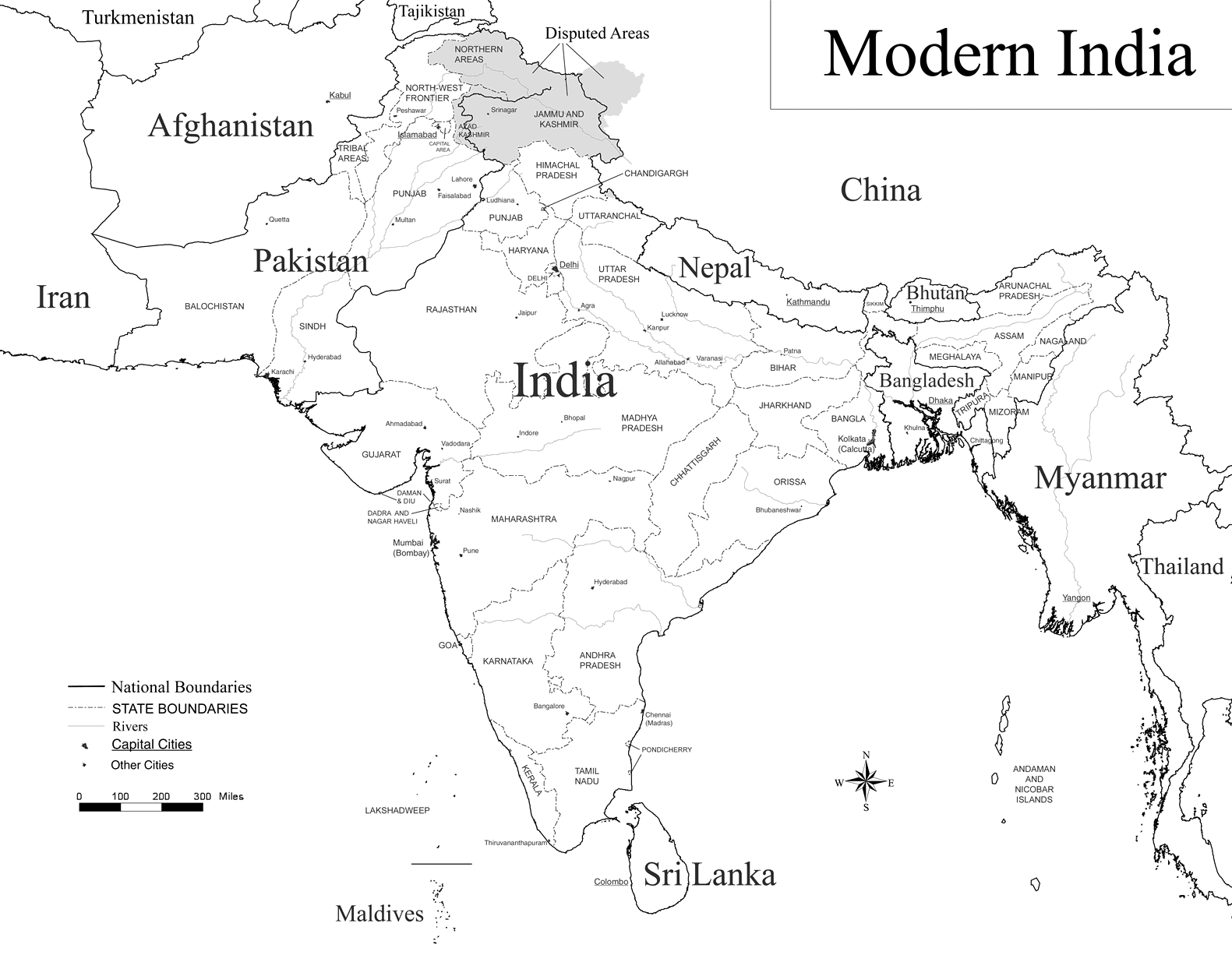 The Conflict Between Western Culture And Indian Culture