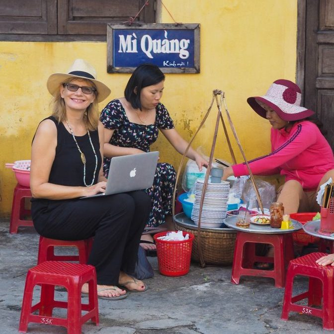 Self-directed life in Hoi An