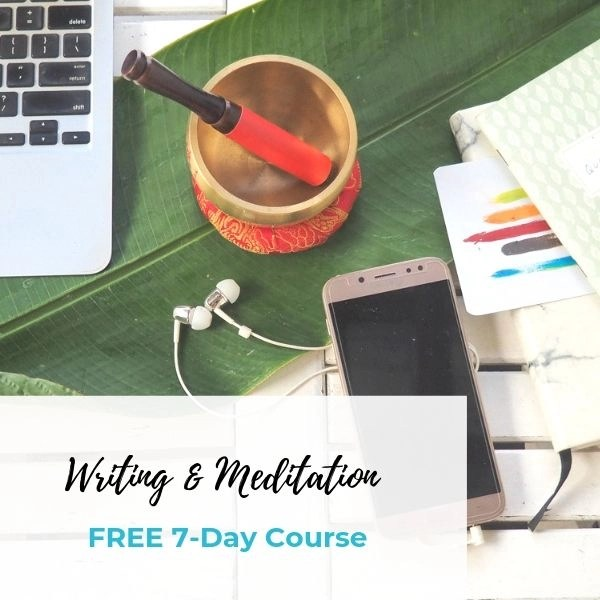 7-day Writing & Mediation Course by Write Your Journey