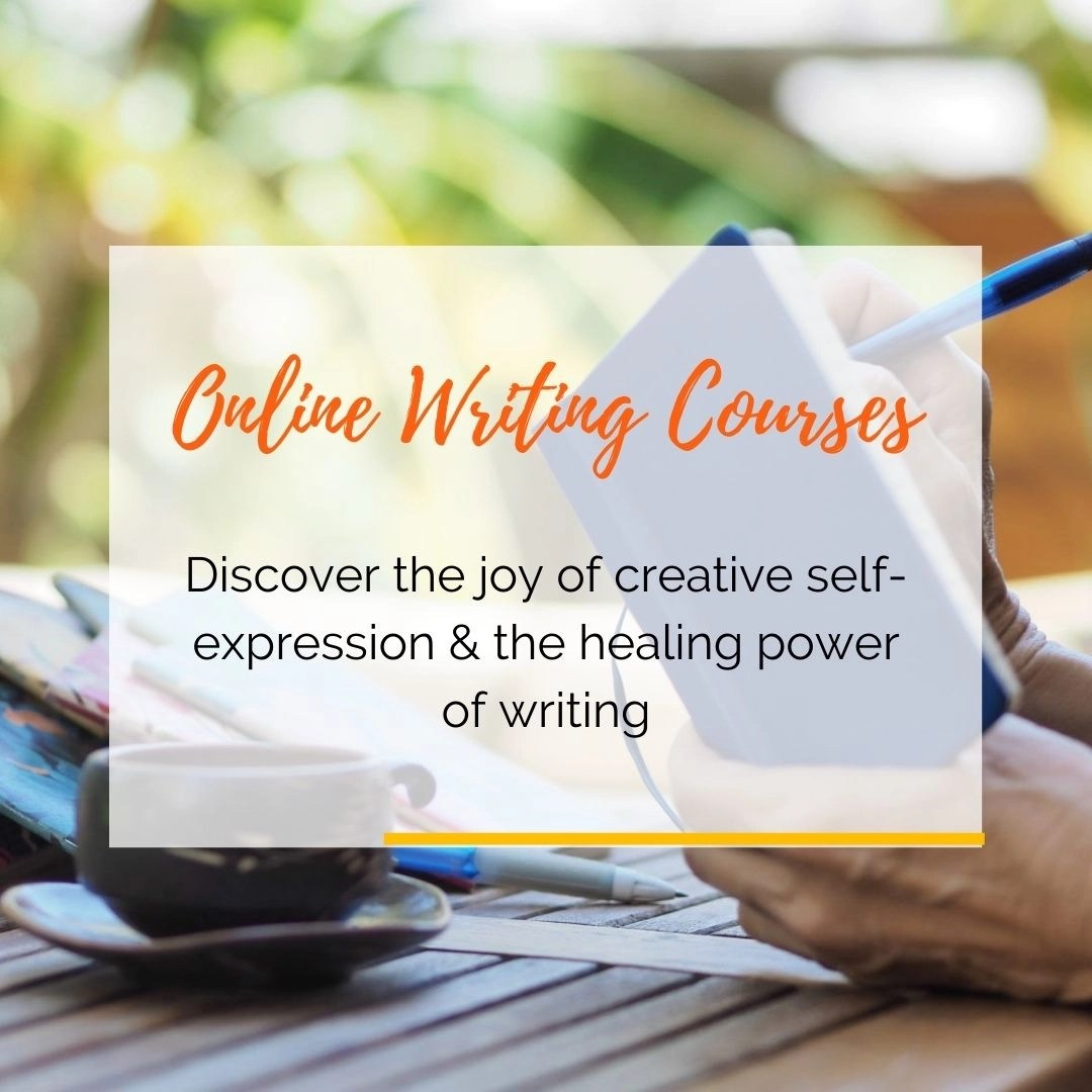 Online Writing Courses by Write Your Journey