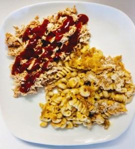 healthy macaroni and cheese