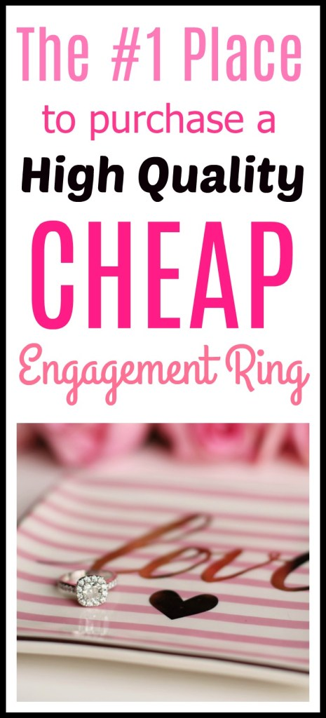 Wow! Read this to find out how to find an affordable engagement ring! This affordable engagement ring jeweler is AMAZING! My experience purchasing my affordable engagement ring from them is nothing less from the best experience I could've asked for. Definitely pinning!!!