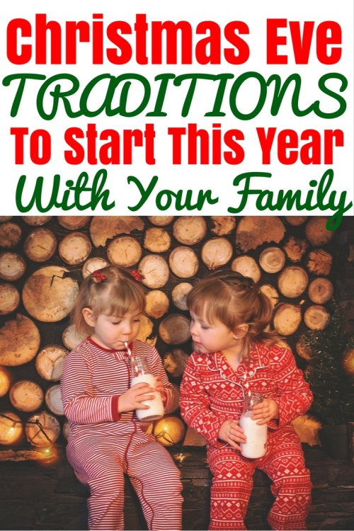 4 christmas eve traditions to start this year - How Many Days Away Is Christmas
