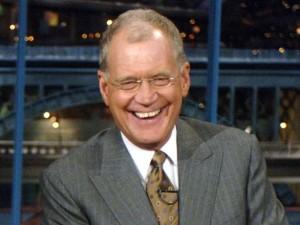 25. David Letterman