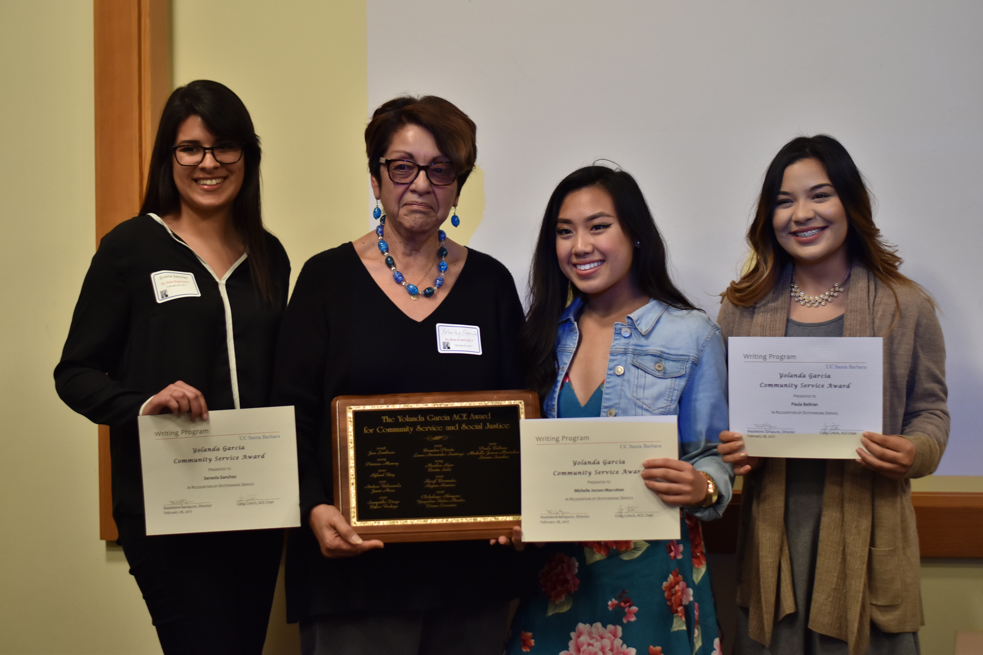 Annual Dubois Event Gets Students Thinking About Graduate