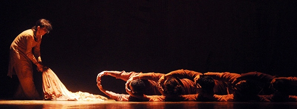 Aditi Mangaldas Dance Company in Inter-rupted