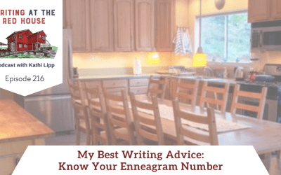 216 My Best Writing Advice – Know Your Enneagram Number