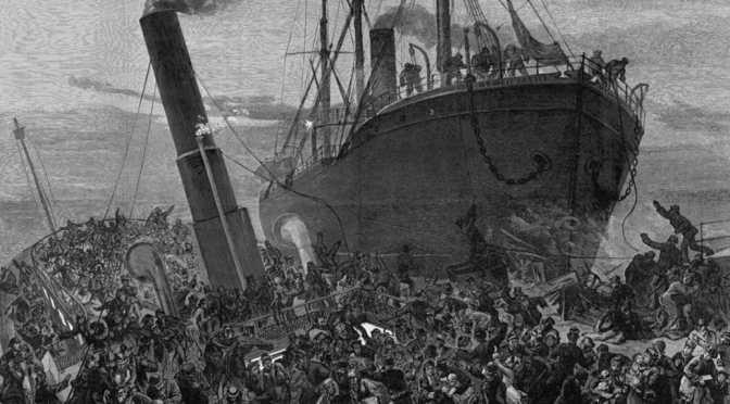 Ann Stafford: A Match to Fire the Thames