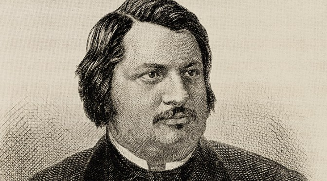 Balzac: City, Country & Speculation in Le Pere Goriot